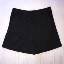 Short Plus Size Feminino