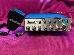 Título do anúncio: Rádio PX Cobra 148 GTL com DDS .