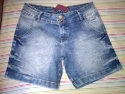 Short jeans plus size n°50