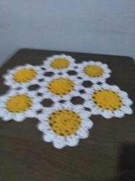 Centro de mesa crocher