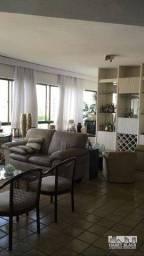 Título do anúncio: Excelente apartamento totalmente diferenciado, planta modificada à venda, 230 m² por R$ 95