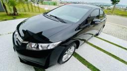 Honda Civic 2013 LXL automático com Multimídia