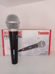 Título do anúncio: Microfone profissional sem fio Tomate / pronta entrega?