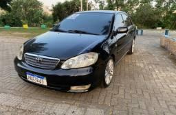 Corolla 2003 completo 1.8 com GNV Homologado e Documentação 2021 vistoriado