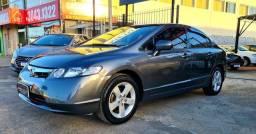 Título do anúncio: Honda civic 2007 lxs bonito!!! ( estudo troca ) oportunidade!