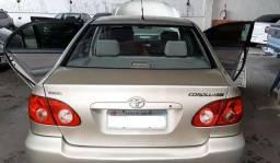 Título do anúncio: Toyota Corolla XEi 1.8/1.8 Flex 16V Mec. 2007