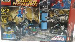 LEGO® Marvel Super Heroes Spider-Man's ? Doc Ock ? Ambush 6873<br><br>