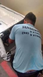JD Reparos técnicos maquina,geladeira,ar