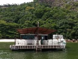 Vendo Restaurante Flutuante
