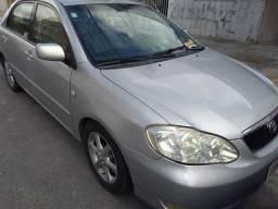 Corolla automático - 2008