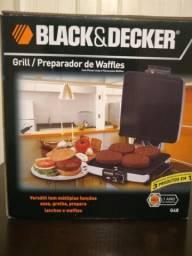 Grill/Preparador de Waffles