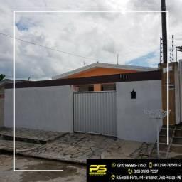 ( Promoção p/ Alugar Rápido ) - Casa 3 quartos e Área de 125,70 m² no Cristo