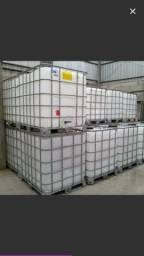 Reservatório ibc de 1000 litros
