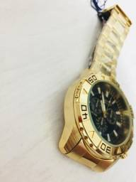Relógio série ouro