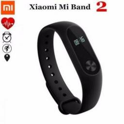 Pulseira Xiaomi Mi Band 2 Smart - Android E Ios - Original