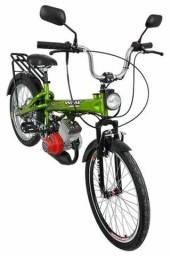 Bicicleta Motorizada Wmx Twist Mobilete Bikelete Aro 17/24.