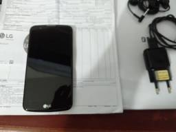 Celular LG K10 4G 30tv + Tablet Dl TecFone -600