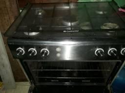 Vendo fogão 5 bocas elétrico 220 reais