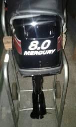 Motor 8 hp - 2016