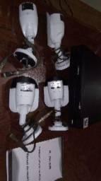 Sistema de Monitoramento de Cameras