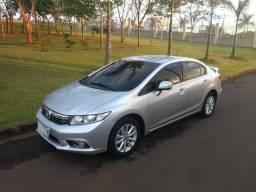 Honda Civic LXR 2014 2.0 baixo km - 2014