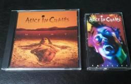 CD & Fita K7 Alice In Chains
