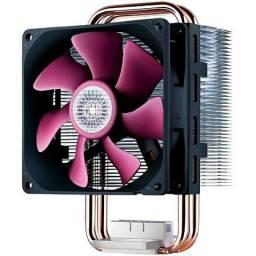 Cooler para processador intel e amd produto novo com garantia