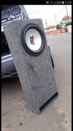 Subwoofer MTX 12' 400 RMS Subwoofer MTX 12' 400 RMS
