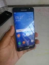 Samsung Galaxy J5 metal leia a descrição