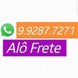 Precisou de frete?Ligue ou chame no Whatsapp!