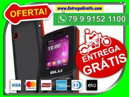 Celular 2 Chips Dual Sim Bluetooth-Legal-entrego-gratis
