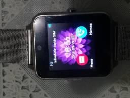 Z60 1.54 Polegadas Relógio Inteligente Bluetooth Câmera GSM Cartão TF
