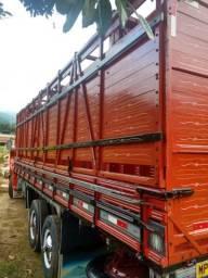 Gaiola para caminhão