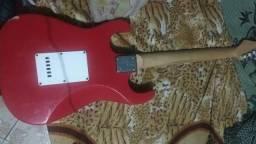 Irig + guitarra elétrica