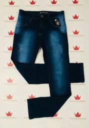 Calcas jeans em atacado