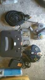 Nintendo 64 comprar usado  Várzea Paulista