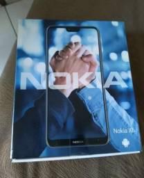 Nokia X6 TOP de linha aberto apenas pra teste