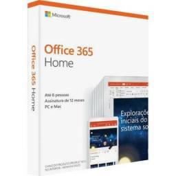 Office 365 Home Até 6 Pessoas Nova Assinatura/renovação C\nf comprar usado  Indaiatuba