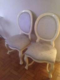 Cadeira de medalhão