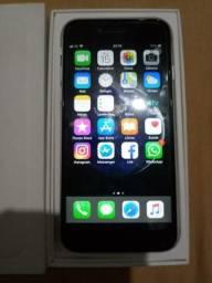 """Iphone 6 """"16gb""""Cinza espacial"""