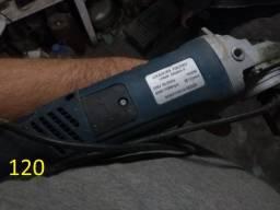 Lixadeira politriz 220v/1050w 125mm