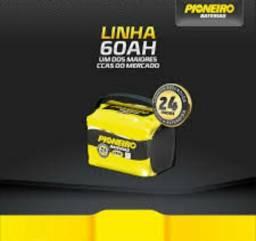 Bateria 60ah 2 anos de garantia