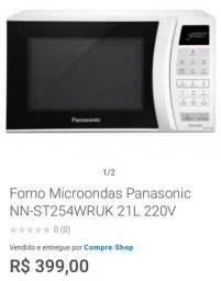 Microondas Panasonic 21l