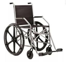 Cadeira de Rodas Jaguaribe Pneu Inflável