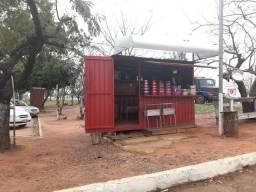 Vendo trailer com ponto comprar usado  Campo Grande