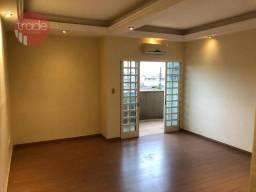 Apartamento com 3 dormitórios à venda, 98 m² por r$ 330.000 - jardim paulista - ribeirão p