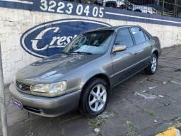Corolla Xei 1.8 Automático Impecável 2001 - 2001