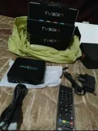 Tv box 3 de ram e 16gb