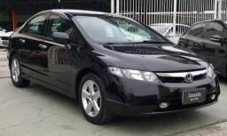 Civic Sedan LXS 1.8 1.8 Flex 16V Aut. 4p - 2007