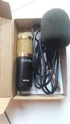 Microfone Condenssador BM 800